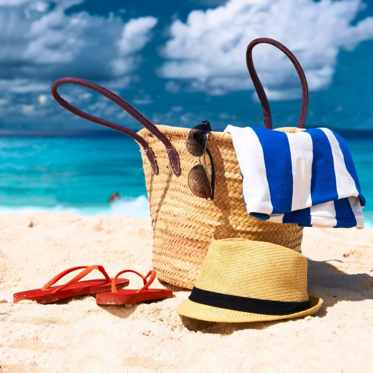 What's In Our Beach Bag?