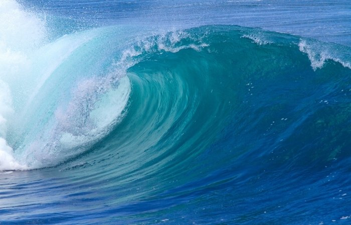 Sea Wave - Wave Ring Meaning
