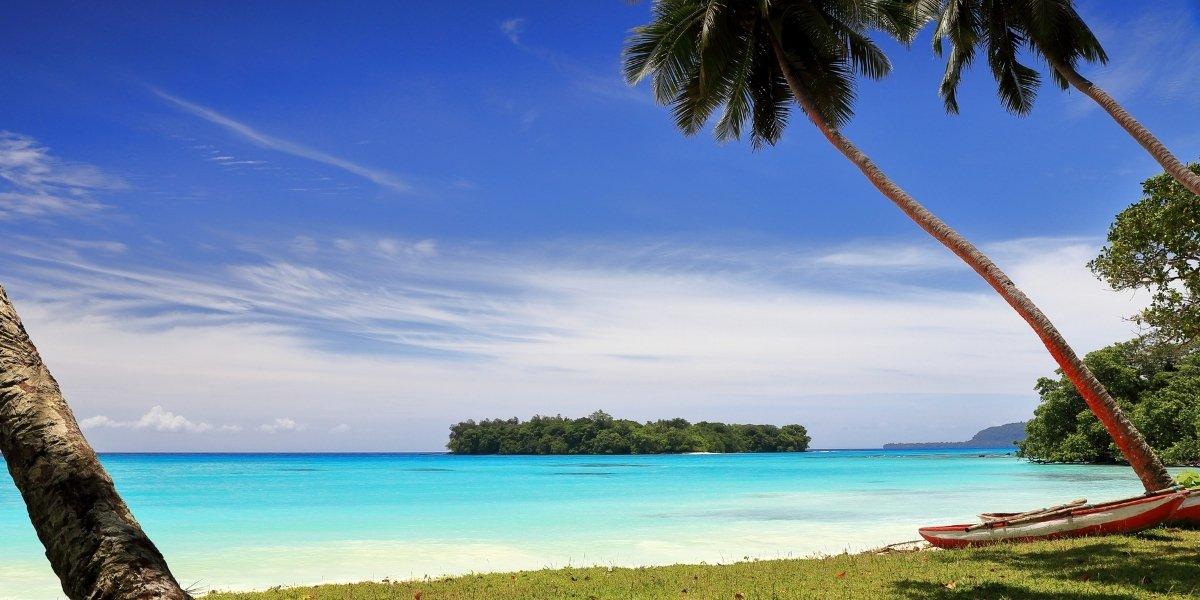 Champagne Beach Vanuatu By Ocean Jewelry Store