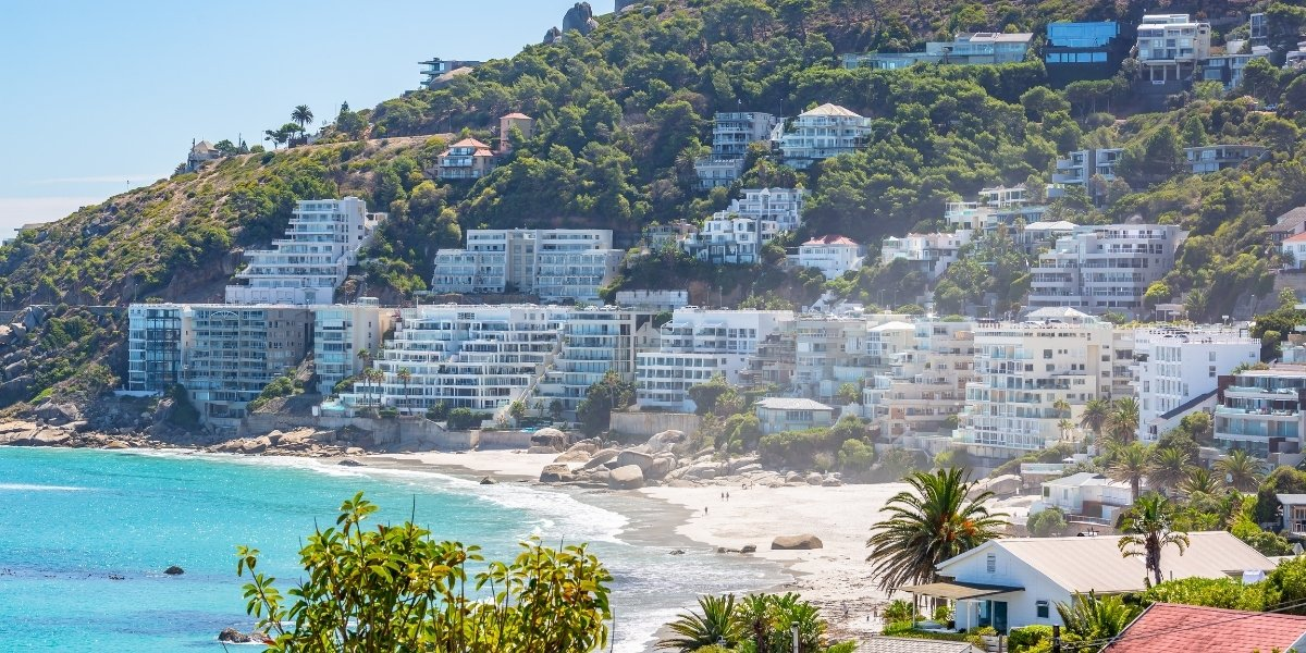 Clifton Beaches Cape Town by Ocean Jewelry Store