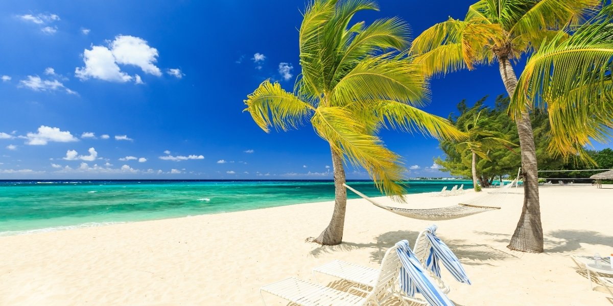 Seven Mile Beach Cayman Islands By Ocean Jewelry Store