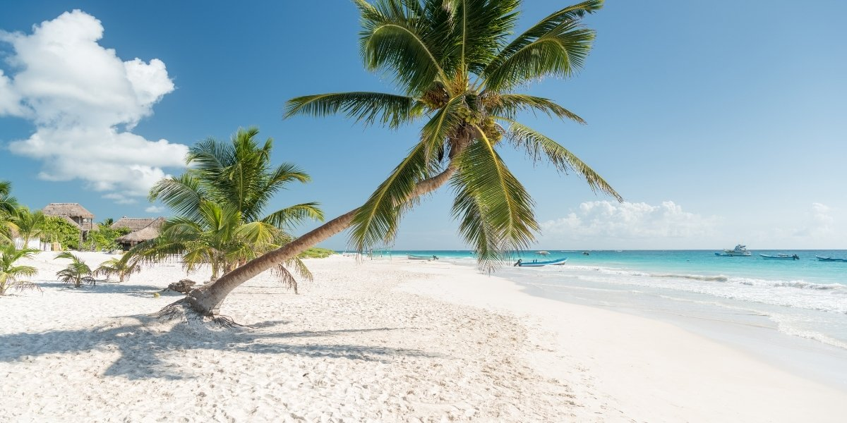 Tulum Beach Mexico By Ocean Jewelry Store